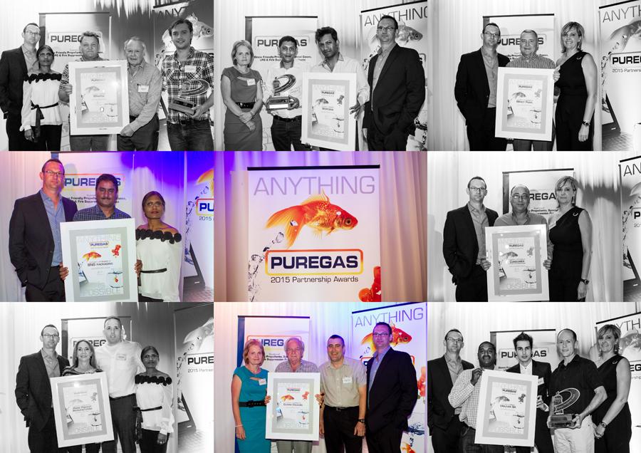 Purgas Partnership Awards 2015