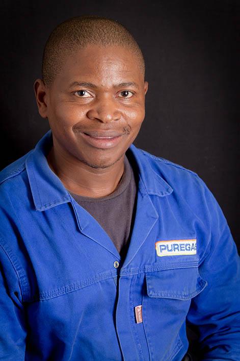 Employee of the Year John-Tsotetsi