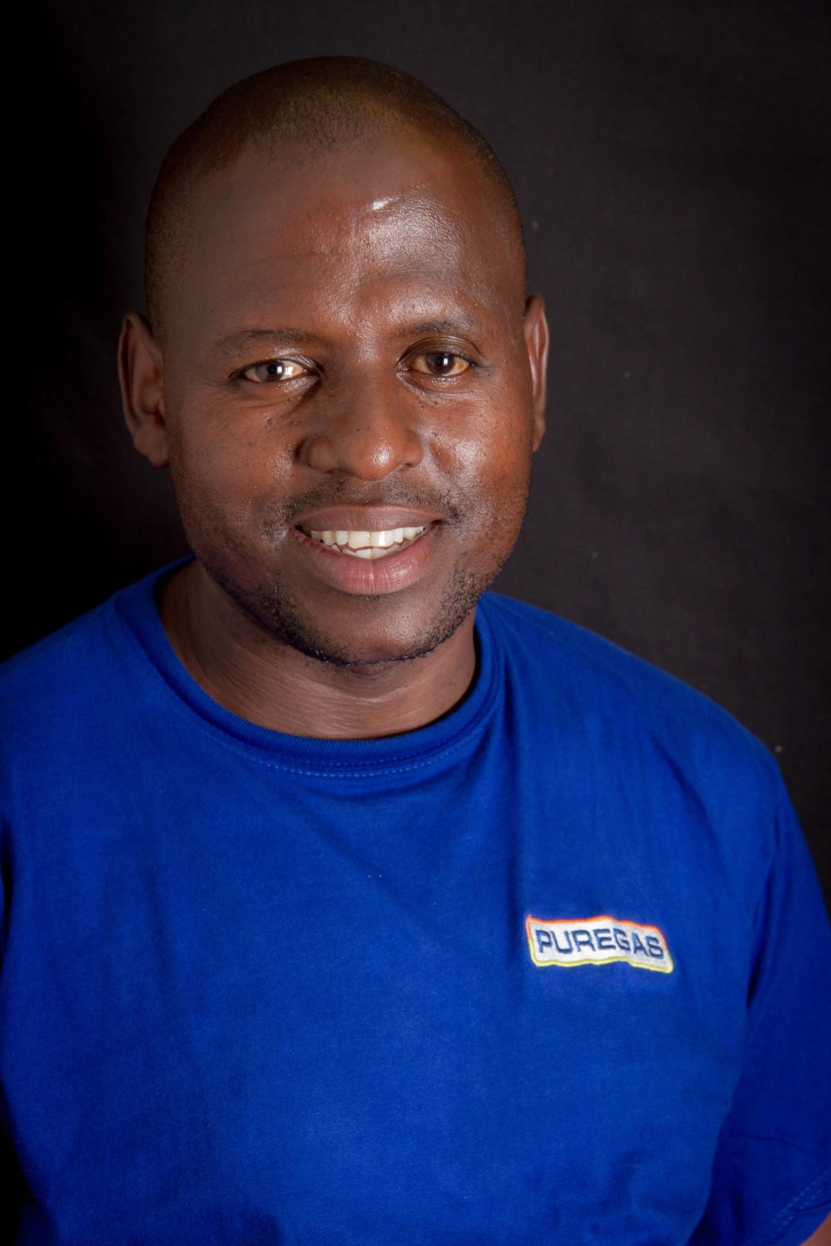 Puregas Staff memeber - Vusi Mzisi